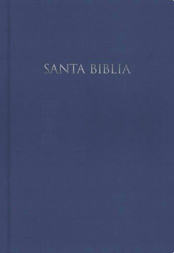 9781433607950: RVR 1960 Biblia para Regalos y Premios, azul tapa dura (Spanish Edition)