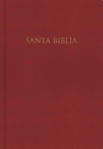 9781433607998: RVR 1960 Biblia para Regalos y Premios, rojo tapa dura (Spanish Edition)