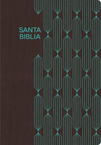 9781433608001: RVR 1960 Biblia para Regalos y Premios, café/turquesa símil piel (Spanish Edition)
