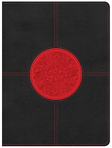 9781433613876: Apologetics Study Bible for Students, Black/Red LeatherTouch Indexed