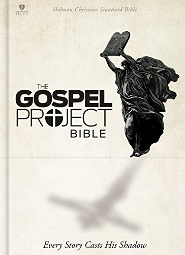 9781433613883: The Gospel Project Bible, HCSB Printed Hardcover