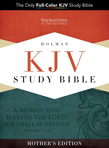9781433614378: KJV Study Bible, Turquoise Mother's Edition LeatherTouch