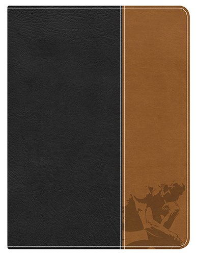 9781433614859: Apologetics Study Bible for Students, Black/Tan LeatherTouch