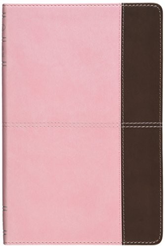 9781433615252: NKJV Ultrathin Reference Bible, Pink/Brown LeatherTouch