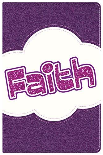 NKJV Study Bible for Kids, Faith LeatherTouch: B&H Kids