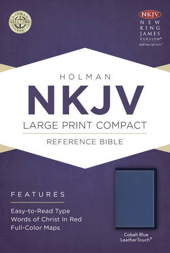 9781433617515: Large Print Compact Reference Bible-NKJV