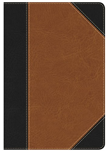 9781433619250: Holman Study Bible: NKJV Edition Personal Size Black/Tan LeatherTouch Indexed