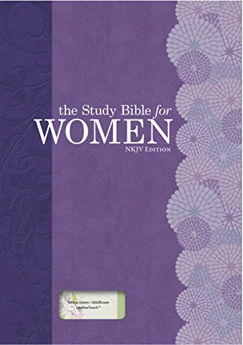 Study Bible for Women-NKJV-Personal Size (Imitation Leather): Dorothy Kelley Patterson