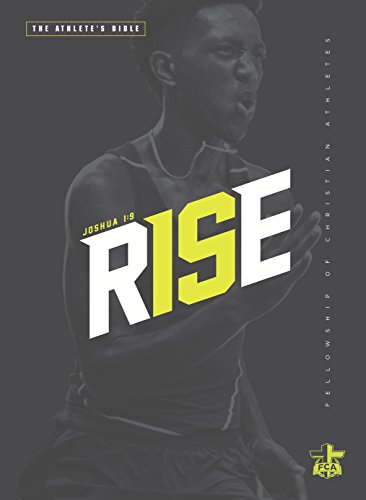Athlete's Bible: Rise Edition (FCA): Holman Bible Staff