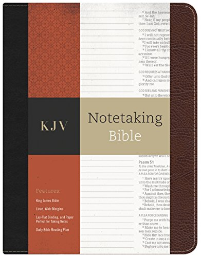 9781433643057: KJV Notetaking Bible