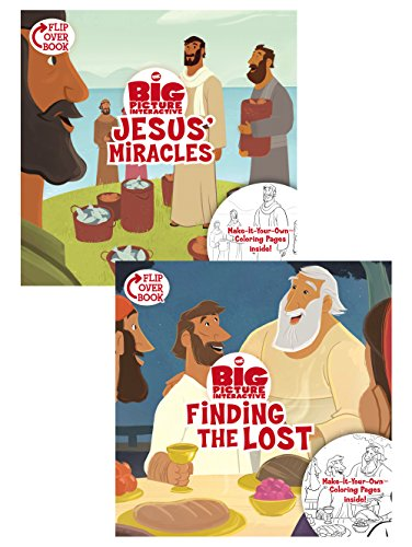 Jesus' Miracles/Finding the Lost (Gospel Project): B&h Kids Editorial