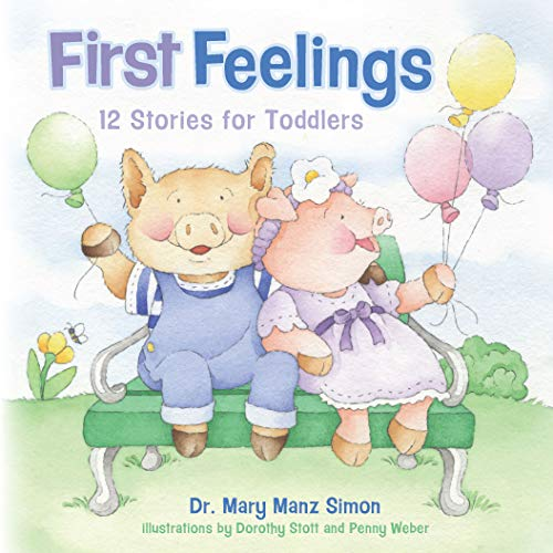 9781433643842: First Feelings (padded cover): Twelve Stories for Toddlers