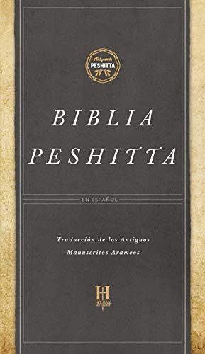 9781433644801: Biblia Peshitta, tapa dura: Revisada y aumentada (Spanish Edition)