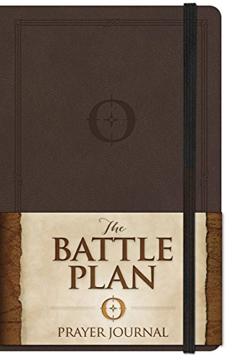 9781433648298: The Battle Plan Prayer Journal (Large Size)