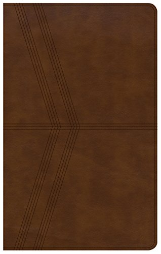9781433649639: NKJV Ultrathin Reference Bible, Brown Deluxe LeatherTouch