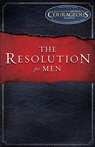 9781433671227: The Resolution for Men