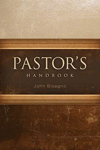 Pastor's Handbook (Hardcover): John Bisagno