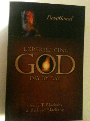 9781433673818: Experiencing God Day-by-day