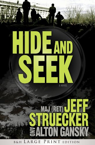 9781433678530: Hide and Seek (Large Print Printed Hardcover): A Novel