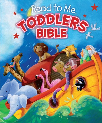 9781433679247: Read to Me Toddlers Bible