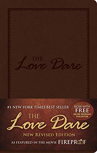 The Love Dare, LeatherTouch: Kendrick, Alex; Kendrick, Stephen