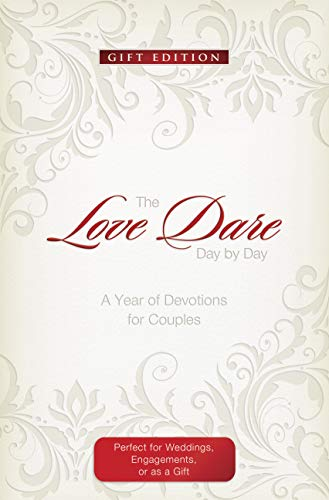 The Love Dare Day by Day, Gift: Stephen Kendrick; Alex