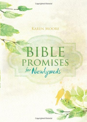 9781433683664: Bible Promises for Newlyweds
