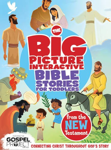 The Big Picture Interactive Bible Stories for