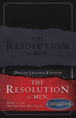 9781433685033: The Resolution for Men, LeatherTouch