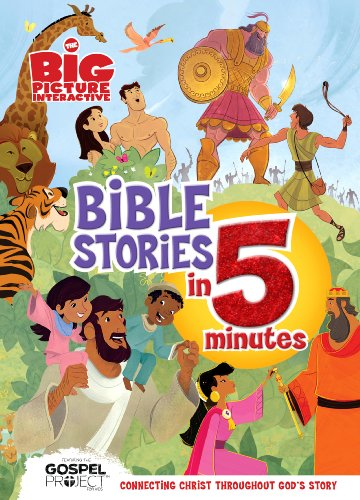 The Big Picture Interactive Bible Stories in
