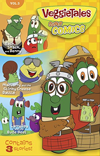 VeggieTales Supercomics: Vol 3: Big Idea Entertainment LLC