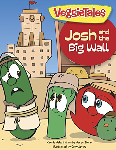 Josh and the Big Wall (VeggieTales): Big Idea Entertainment,