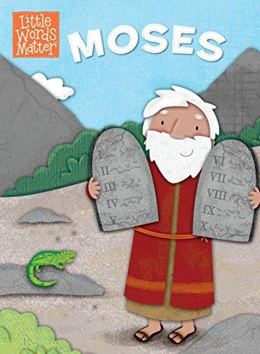9781433686504: Moses (Little Words Matter™)