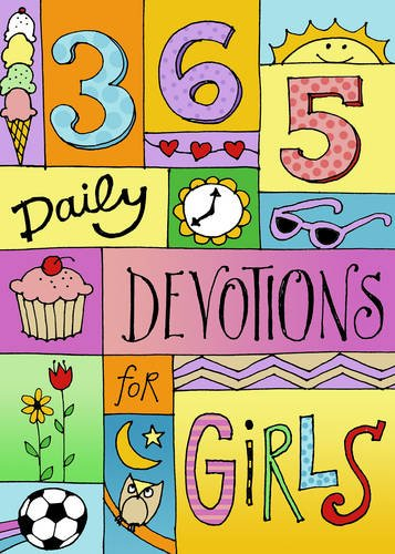 365 Devotions for Girls: B&h Kids Editorial