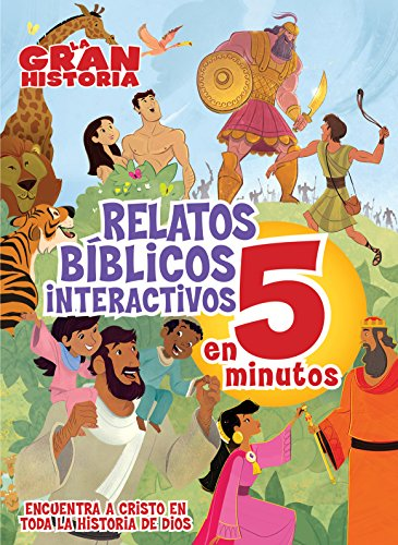 9781433689567: La Gran Historia, Relatos Bíblicos en 5 minutos, tapa dura (The Gospel Project) (Spanish Edition)