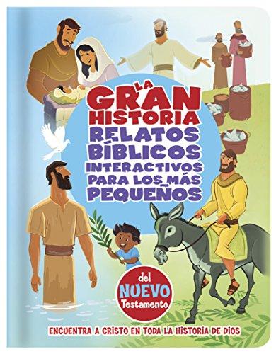 9781433689673: La Gran Historia, Relatos Biblicos Para Los Mas Pequenos, del Nuevo Testamento (Gospel Project)