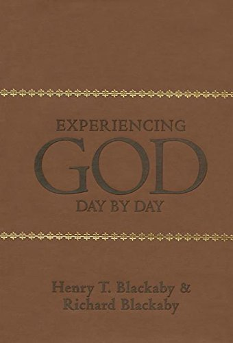 9781433689789: Experiencing God Day by Day, Leathertouch Mass Market Edition