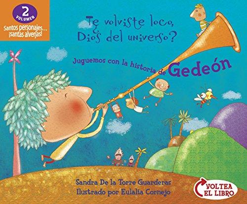 9781433689802: Juguemos con las historias de Rut y Gedeón: (Flip-book / Voltea-el-libro) (Santos personajes) (Spanish Edition)