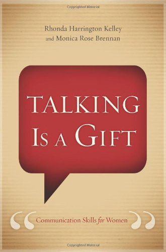 9781433690853: Talking Is a Gift: Communication Skills for Women