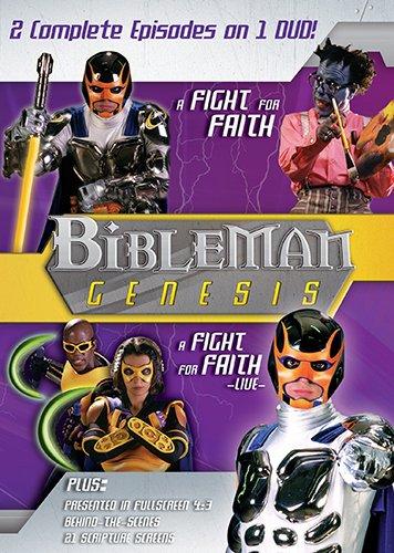 9781433690990: Bibleman Genesis Vol. 7: A Fight for Faith / A Fight for Faith Live