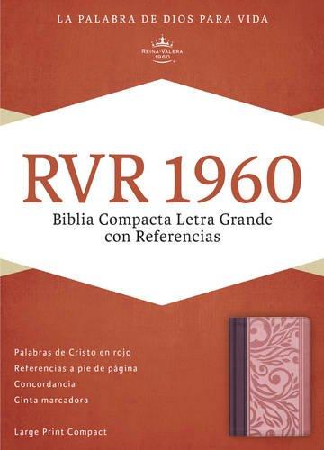 9781433691508: Biblia Compacta Letra Grande Con Referencias-Rvr 1960