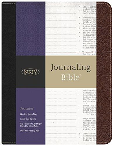 NKJV Journaling Bible®: Holman Bible Staff