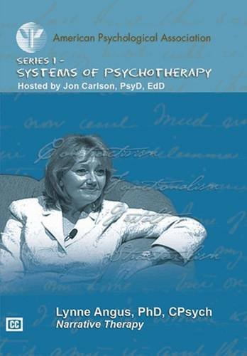Narrative Therapy: Lynne E. Angus