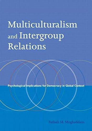 9781433803079: Multiculturalism and Intergroup Relations: Psychological Implications for Democracy in Global Context
