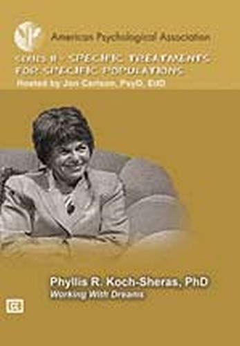 Working with Dreams: Phyllis R. Koch-Sheras