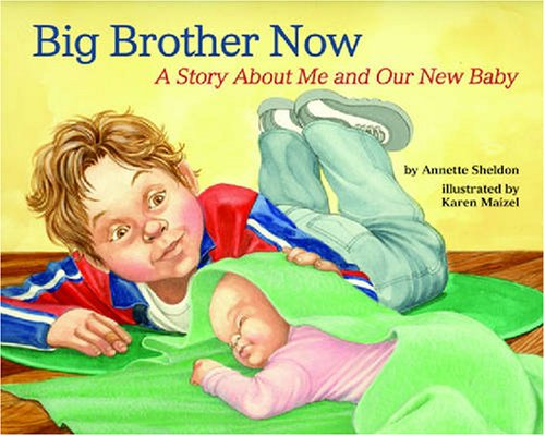 Big Brother Now: A Story About Me: Annette Sheldon
