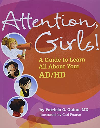 9781433804489: Attention, Girls!: A Guide to Learn All about Your AD/HD
