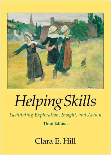 9781433804519: Helping Skills: Facilitating Exploration, Insight, and Action