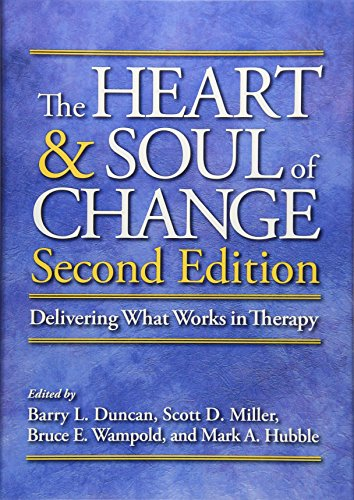 9781433807091: The Heart and Soul of Change: Delivering What Works in Therapy