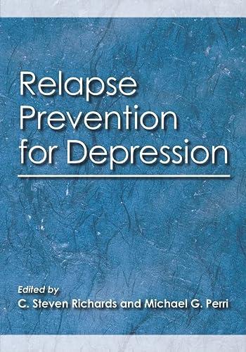 9781433807282: Relapse Prevention for Depression